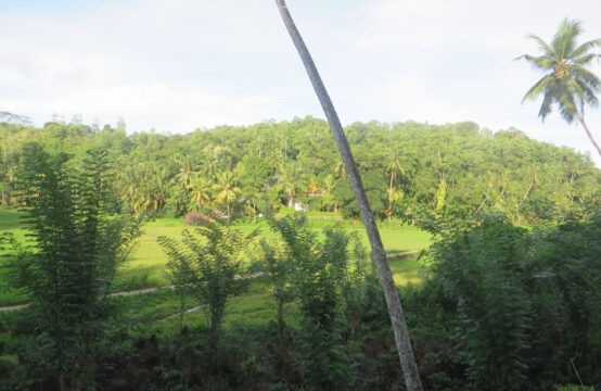 Land for sale at Yatagala close to beach
