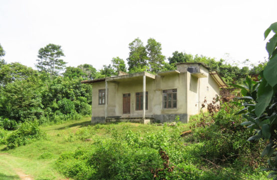 Part built house for sale close to Galle town