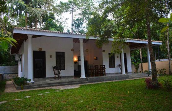 Newly built villa for sale at Dalawella – 4 Bedrooms