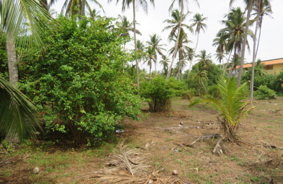 Land for sale facing Bopitiya Road