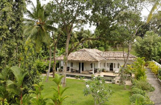 Contemporary Sri Lankan style villa for sale