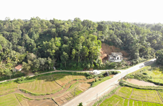 Land for sale close to Weligama beach