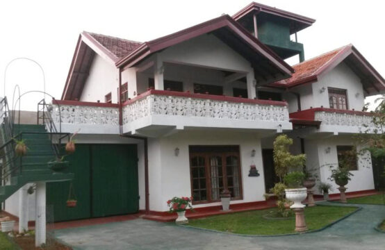 Two storey house for sale in Kaluwamodara