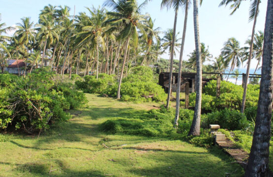 Exceptional beachfront property for sale 2.5 Acre