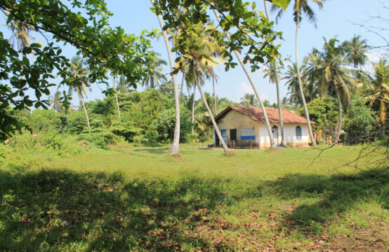 Development land for sale close to Kosgoda beach