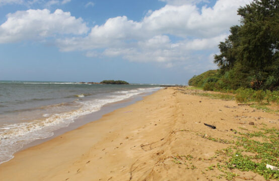 Land for sale on Polhena beach