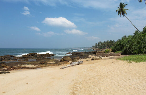 Land for sale close to Galle city 2.6 Acre