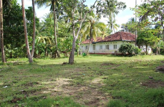 Perfect renovation project close to Midigama surf point
