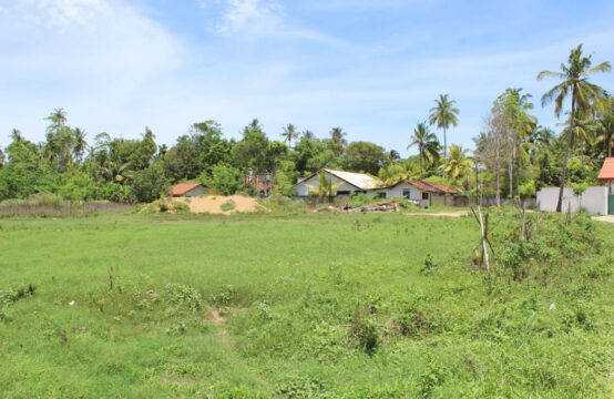 Land for sale close to Kabalana beach