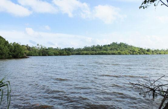 Land for sale overlooking Koggala lake