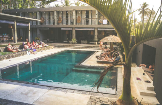 Boutique yoga, surf & wellness retreat for sale