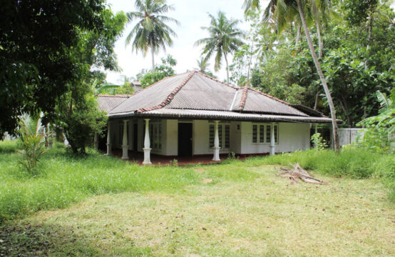 House for renovation close to Hikkaduwa beach